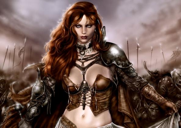 Ozzymandra, reine de Sogdiane