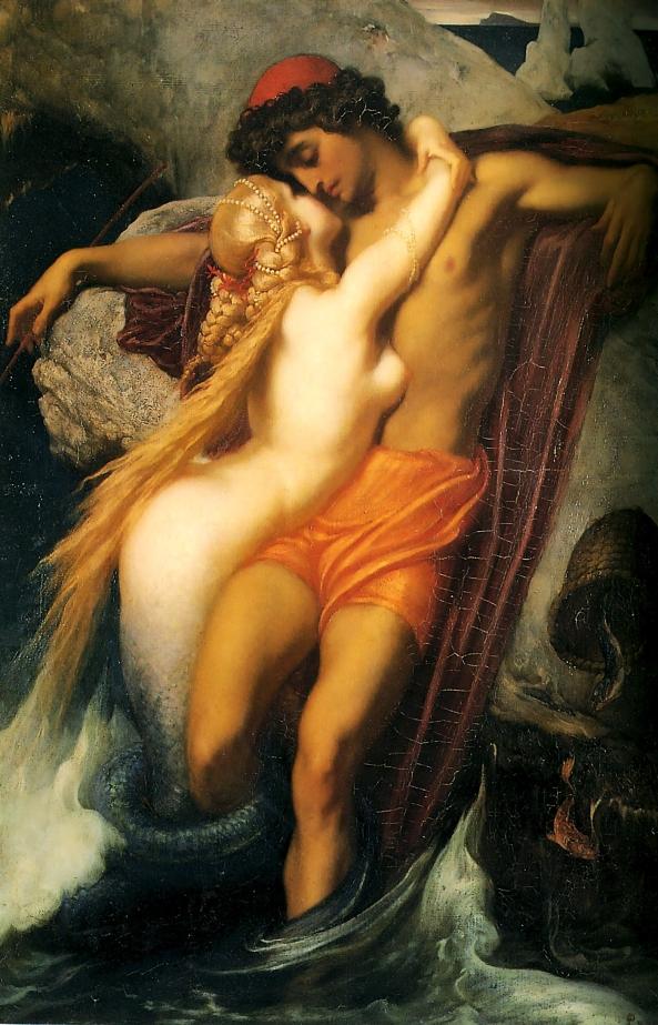 Troisième tableau - Sir Frederic Leighton